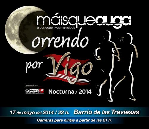 Nocturna Correndo por Vigo 2014