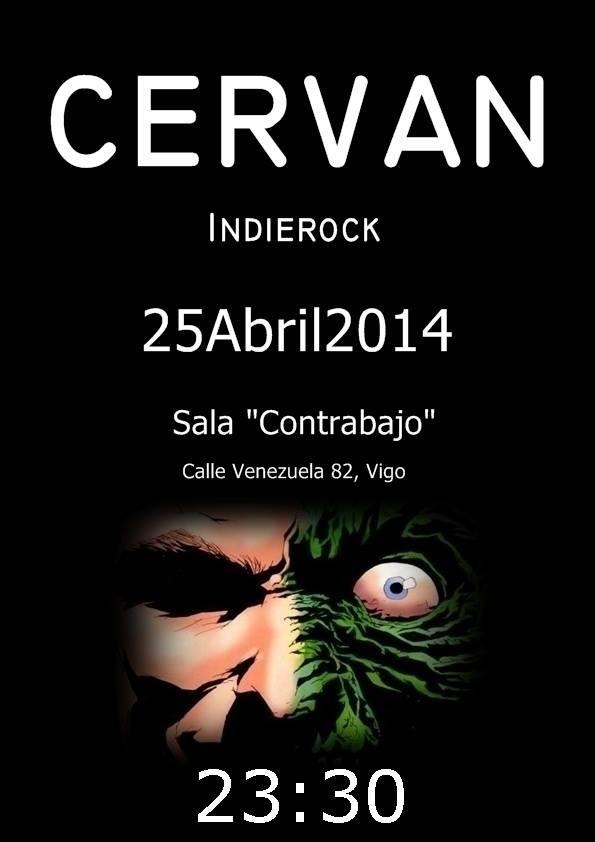 Concierto de Cervan