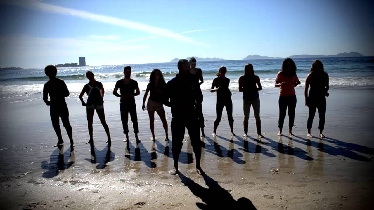 Happy, así se lo pasan los 'Erasmus' en Vigo