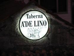 Taberna A'de Lino
