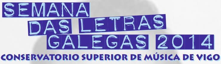 Letras Galegas no Conservatorio de música