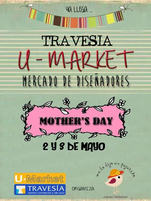 Travesía U-Market, día de la madre