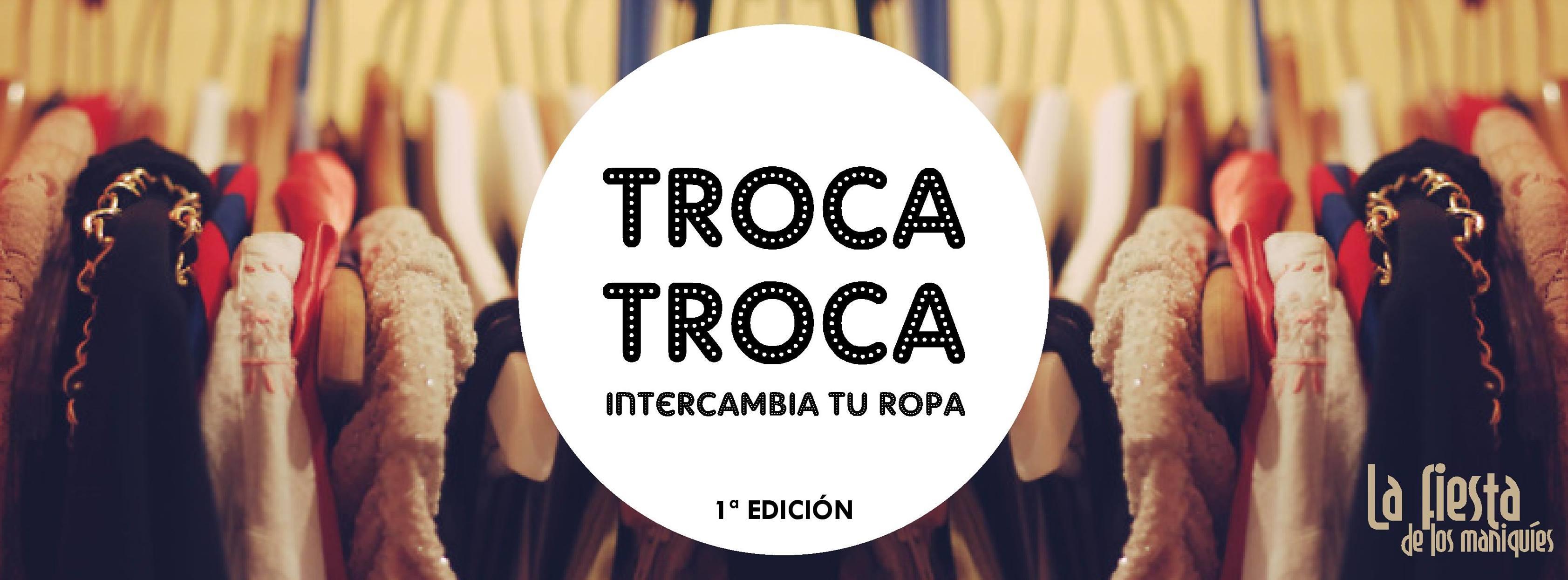 Intercambia tu ropa en TROCA TROCA