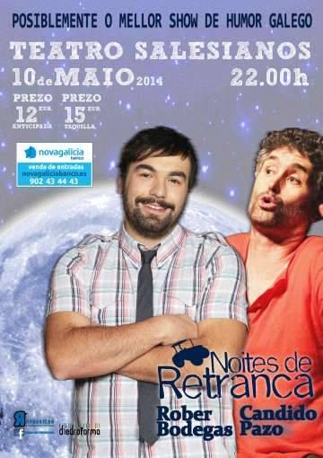 Noites de Retranca, Show Humor Gallego