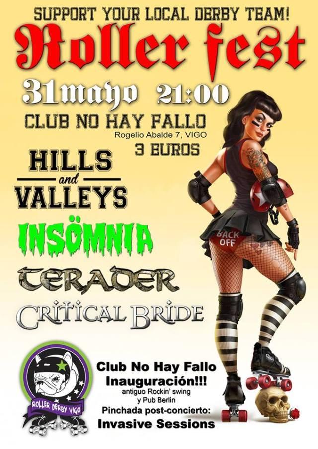 Inauguración Club No Hay Fallo