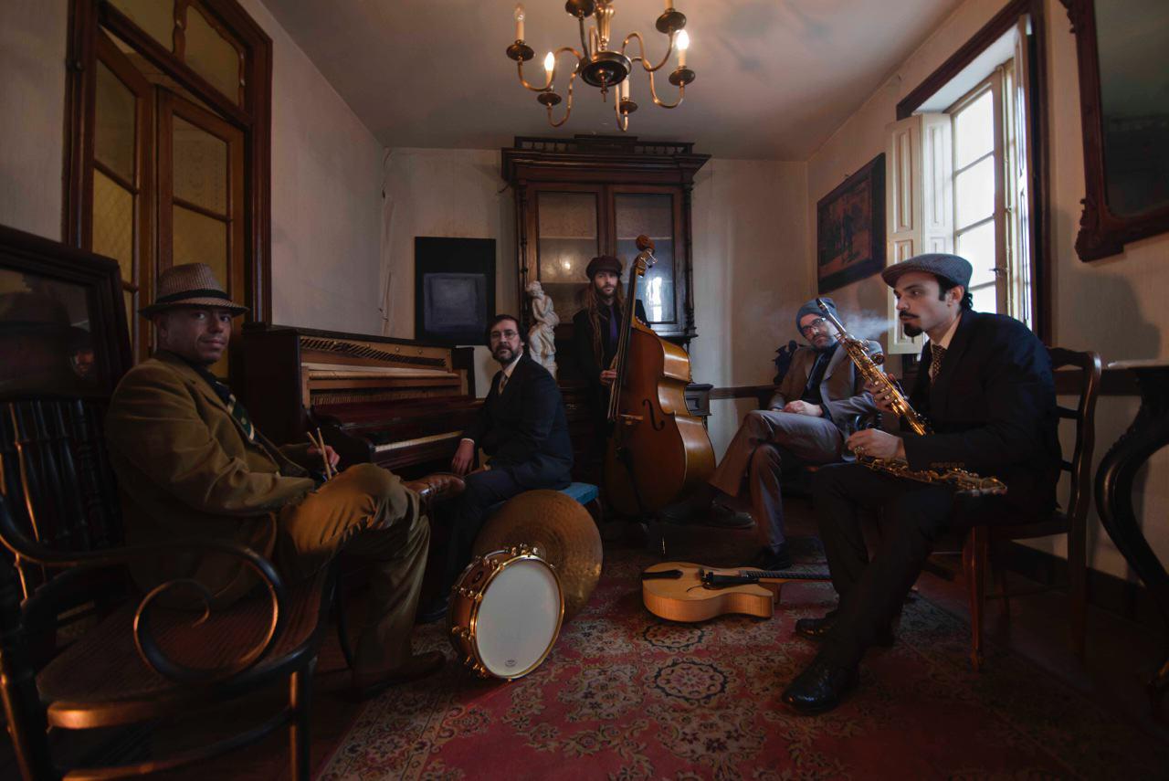 Alberto Vilas Quinteto  + Jam Session