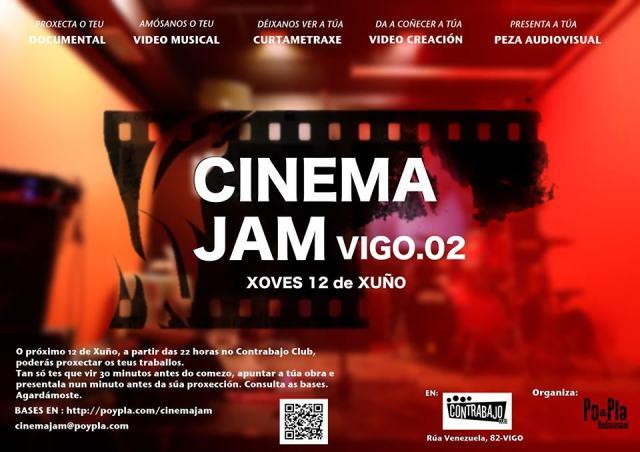 Cinema Jam Vigo