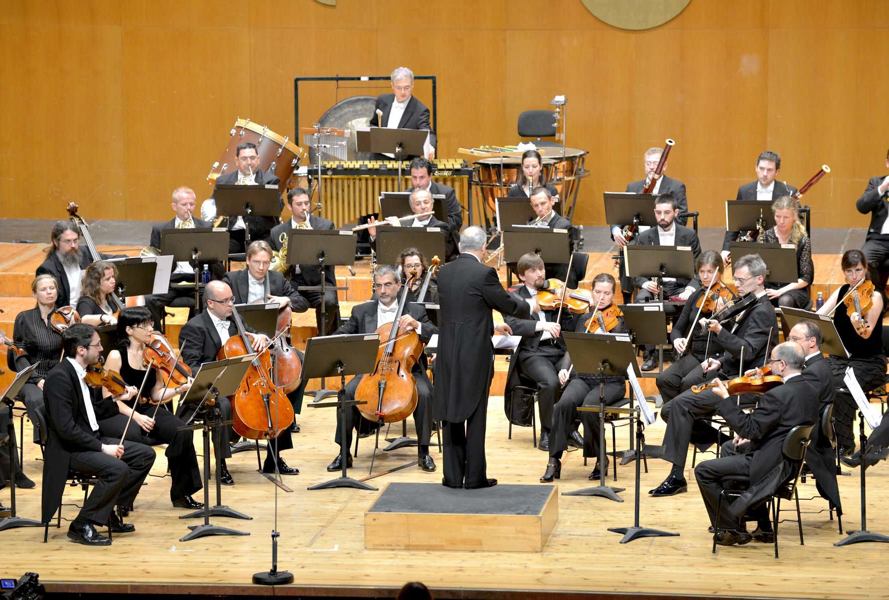 A Real Filharmonía de Galicia en Vigo