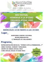 Festival Homenaje a la 3ª Edad