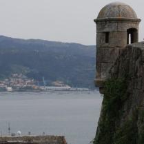 Mirador fortaleza de San Sebastián