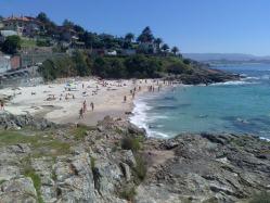 Joyas escondidas, playa de Saiáns