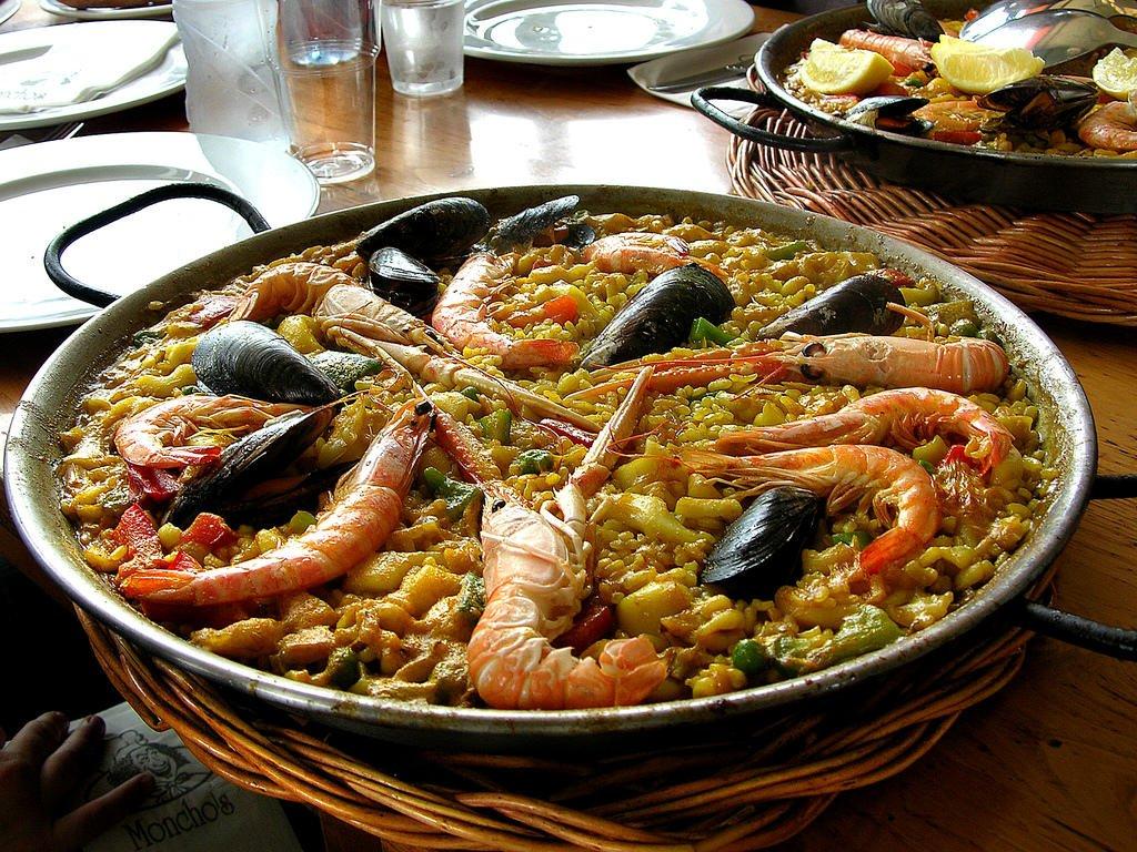 Jornada gastronómica de Paella Popular