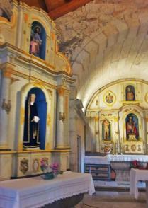 san roque capilla