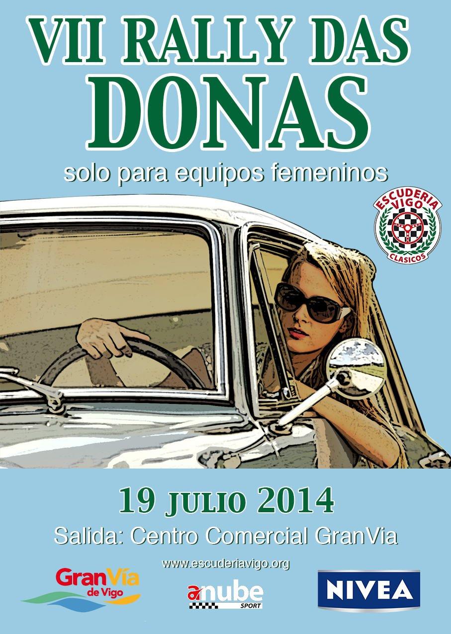 VII Rally das Donas