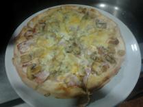 Pizzas El Ventanal Beade