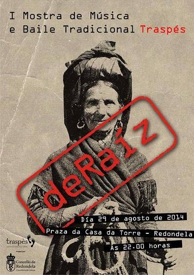 """DERAÍZ"" en Redondela"
