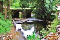 Puente medieval vigo