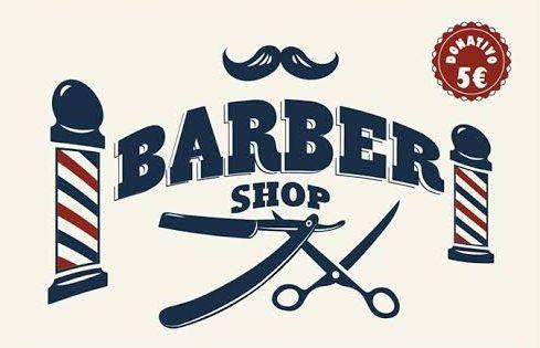 Barberos solidarios contra el cáncer