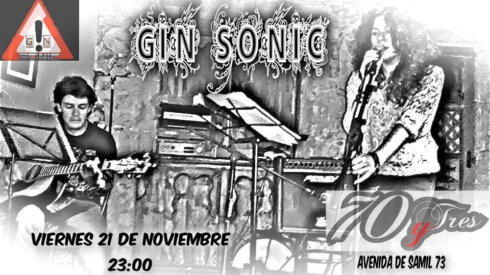 Concierto Acustico de Gin Sonic