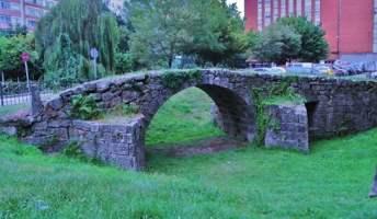 Puentes medievales de Vigo