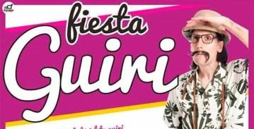 Fiesta Guiri 2014 en Ponteareas
