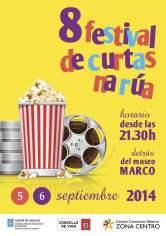 cine curtos na rua 2014