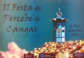 Festa do Percebe de Cangas 2014