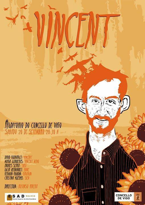 Obra teatral Vincent