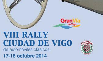 Rally Ciudad de Vigo de Automóviles Clásicos