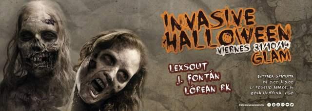 Invasive Halloween 2014