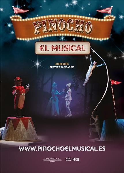 Musical de Pinocho