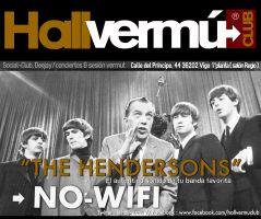 Hall Vermú Club en el Mercantil