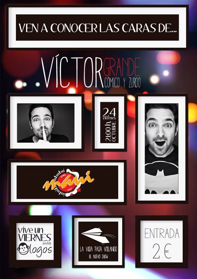 Noche de Humor con Victor