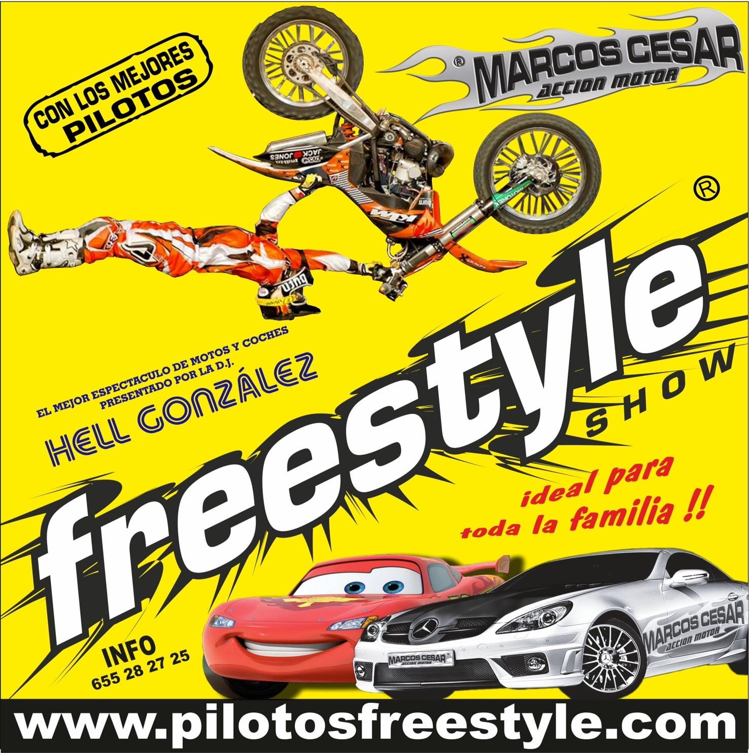 Freestyle Motocross Show en Vigo