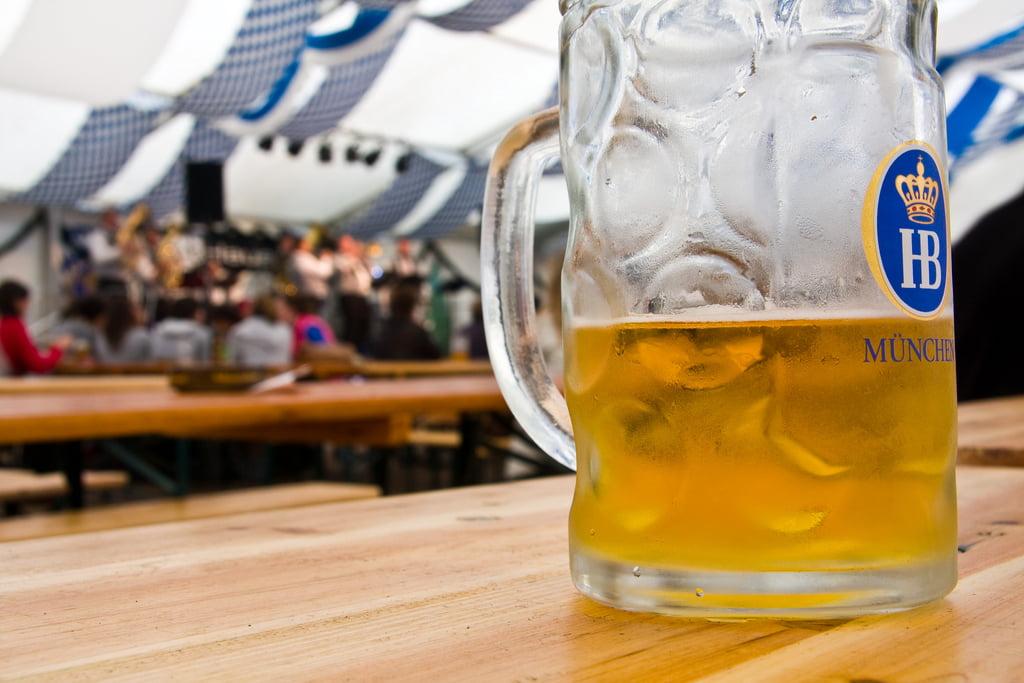Oktoberfest de la Asociación Cervexeira Viguesa