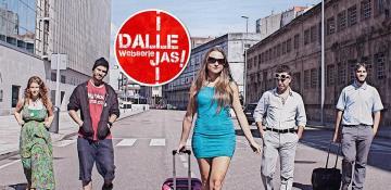 Dalle Jas nueva webserie de Vigo