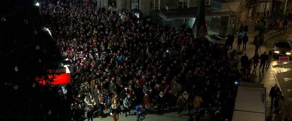 Flashmobs en VIGO