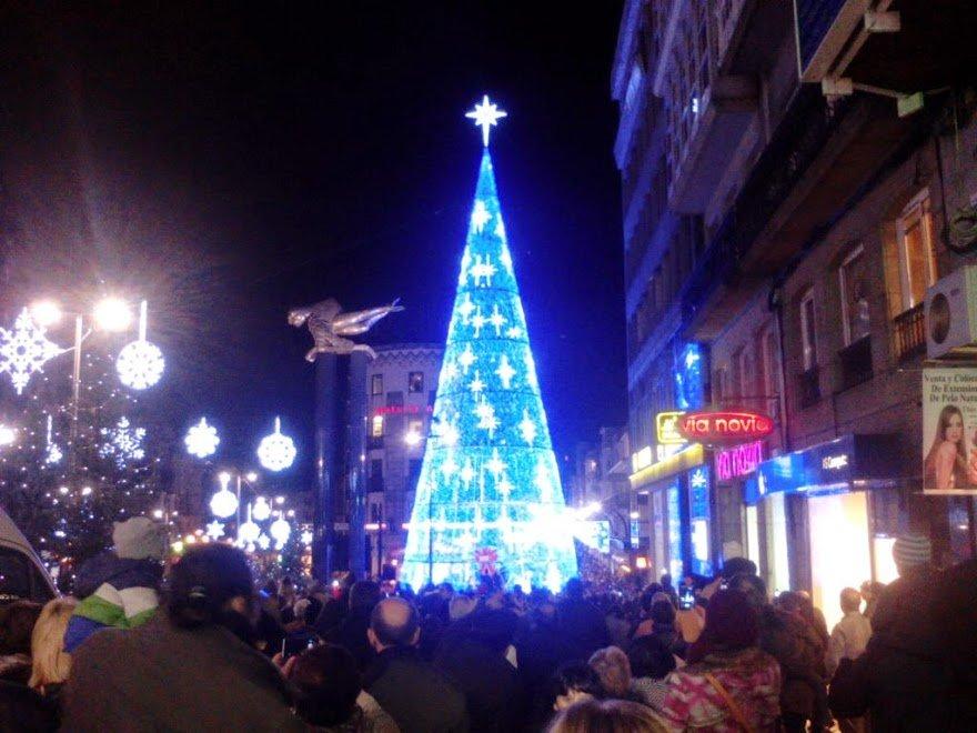 Felicitación do Nadal 2014 – Concello de Vigo