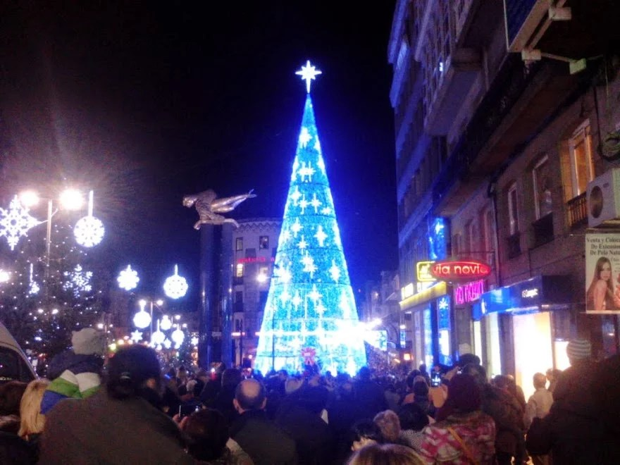 Navidad en Vigo 2014