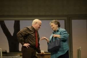 Conversaciones con Mamá. Mª Galiana y J. Echanove