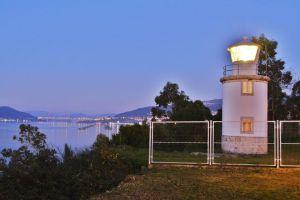 Faro de A Guía en Vigo