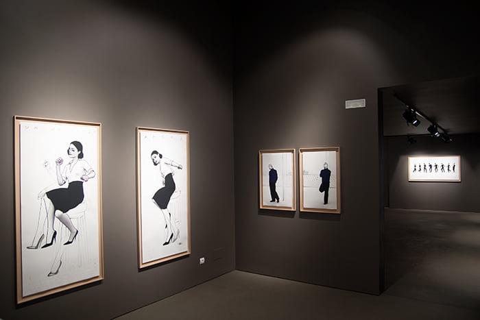 Exposición «El Tiempo Invisible», de Javier de Juan