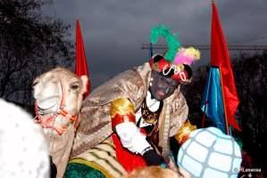 Cabalgata de Reyes en Nigrán