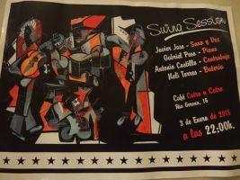Concierto Swing-Sessión