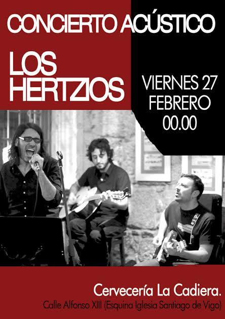 Concierto de Los Hertzios