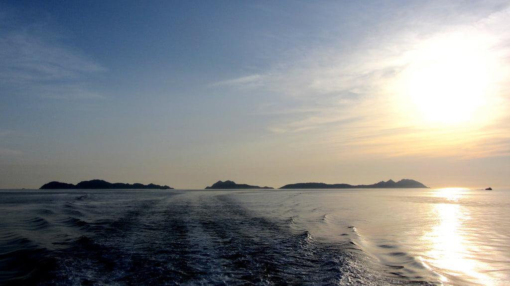 Islas Cíes en Fitur
