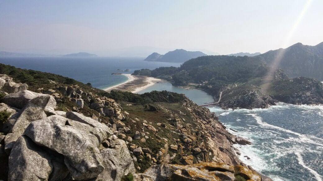 Las Cíes, entre las 10 mejores Islas Europeas