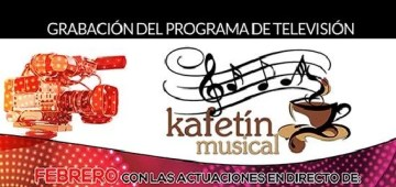 El Kafetín Musical febrero