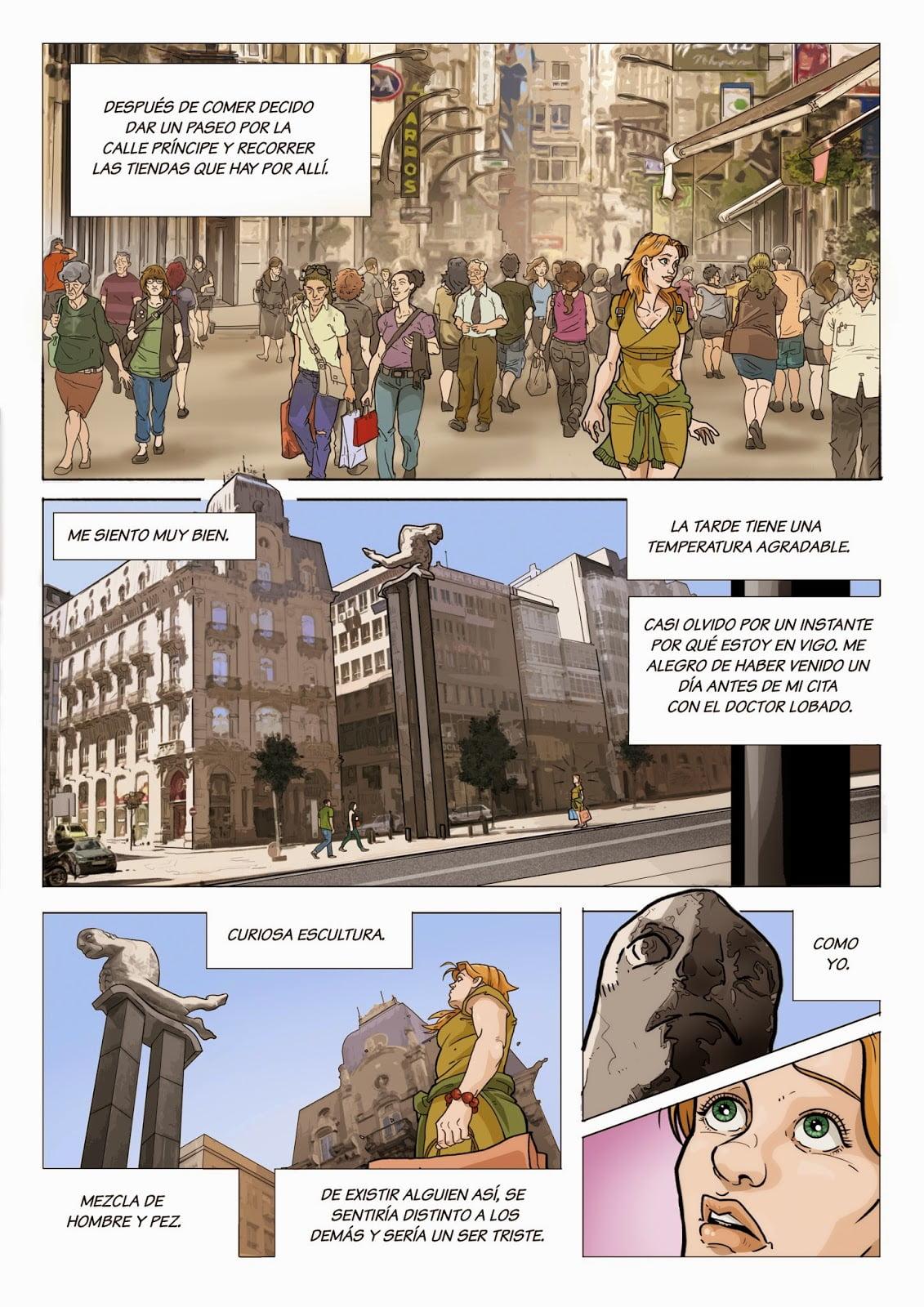 DOS, Buscando respuestas en Vigo