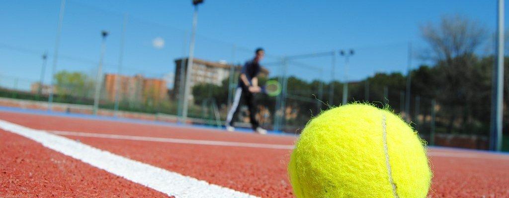 tenis solidario